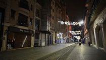 Jam Malam Berlaku, Istanbul bak Kota Mati