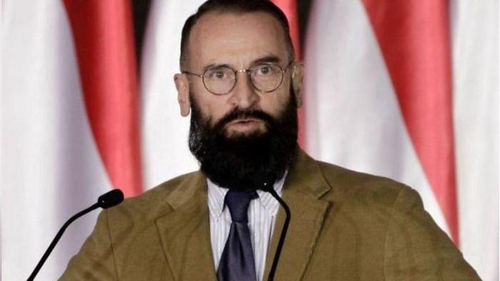 Jozsef Szajer, anggota parlemen Hungaria yang ditangkap di sebuah pesta seks (AFP Photo)