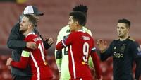 Liverpool Bersakit-sakit Dulu, Lolos ke 16 Besar Kemudian