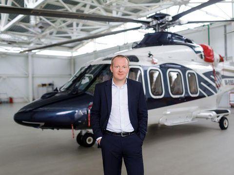 Jutawan Ini Bayar Rp 37.5 Juta untuk Naik Helikopter Beli Big Mac