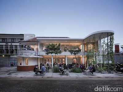 Didago, Sensasi Ngopi di Gedung Heritage Tersembunyi Bandung