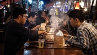 5 Kawasan Kuliner Malam Kaki Lima yang Terkenal di Tangerang