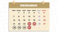 Cuti Bersama 2021 Dipangkas dari 7 Hari Jadi 2 Hari, Ini Jadwal Lengkapnya