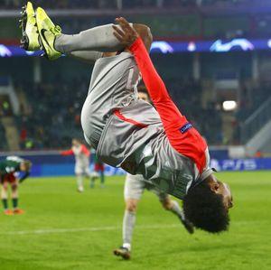 Karim Adeyemi, Gol dan Selebrasinya di Liga Champions Sama-sama Keren