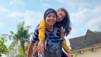 Keisha Alvaro Bawa Gandengan, Pasha Ungu: Bapaknya dari SMP Udah Pacaran!