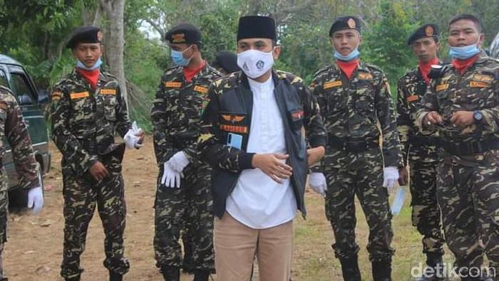 Ketua PC GP Ansor Pamekasan Syafiuddin