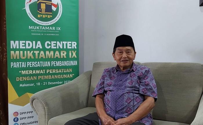 Ketua Pengganti Mahkamah DPP PPP Ali Hardi Kiaidemak