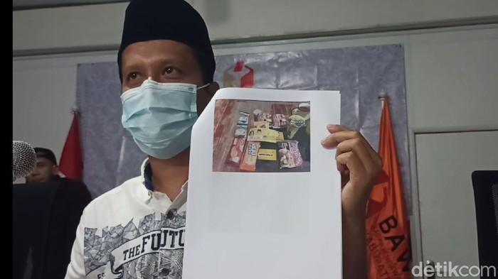 Koordinator Divisi Pengawasan dan Hubungan Antarlembaga, Bawaslu Kabupaten Bandung Hedi Ardia