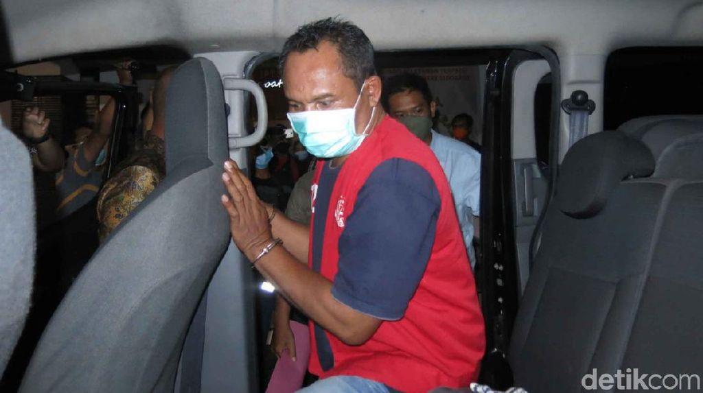 Mantan Kades di Sidoarjo yang Korupsi Dana Desa Ditangkap Usai 4 Bulan DPO