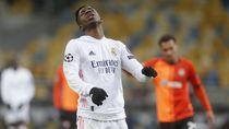 Real Madrid Menuju Liga Europa