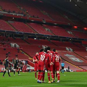 Liverpool Cuma Butuh Istirahat