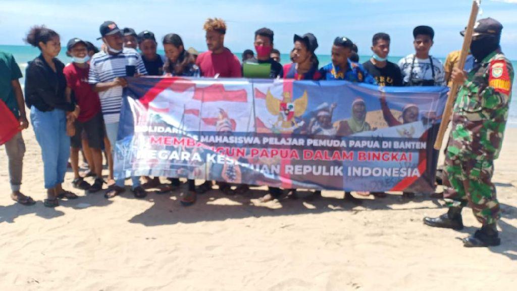 Mahasiswa Papua di Banten Tolak Ajakan Referendum, Dukung Otsus Jilid II