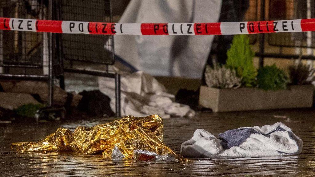 Korban Tewas Mobil Seruduk Pejalan Kaki di Jerman Jadi 5 Orang