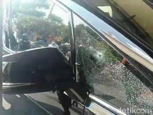 Penembakan di Solo, Mobil Bos Tekstil Diberondong 8 Peluru Kaliber 22 mm
