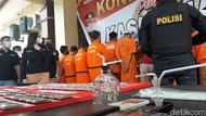Operasi Antik, Polisi Ungkap Peredaran Narkoba dari Lapas di Jabar