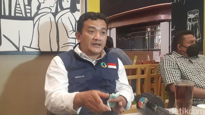Pejabat Sementara (Pjs) Wali Kota Depok, Dedi Supandi.