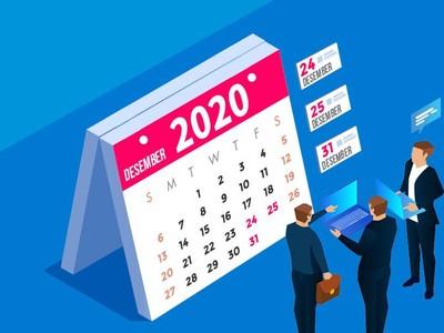 Lengkap! Ini Jadwal Libur Akhir Tahun dan Cuti Bersama Desember 2020