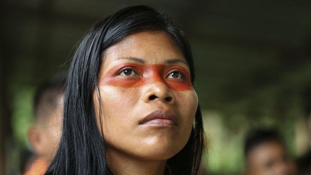 Perempuan Amazon Nemonte Nenquimo Dinobatkan Jadi Pahlawan Lingkungan