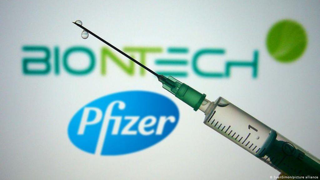 Pertama di Dunia, Inggris Izinkan Penggunaan Vaksin COVID-19 Pfizer-BioNTech