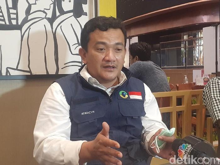 Pjs Wali Kota Depok Dedi Supandi