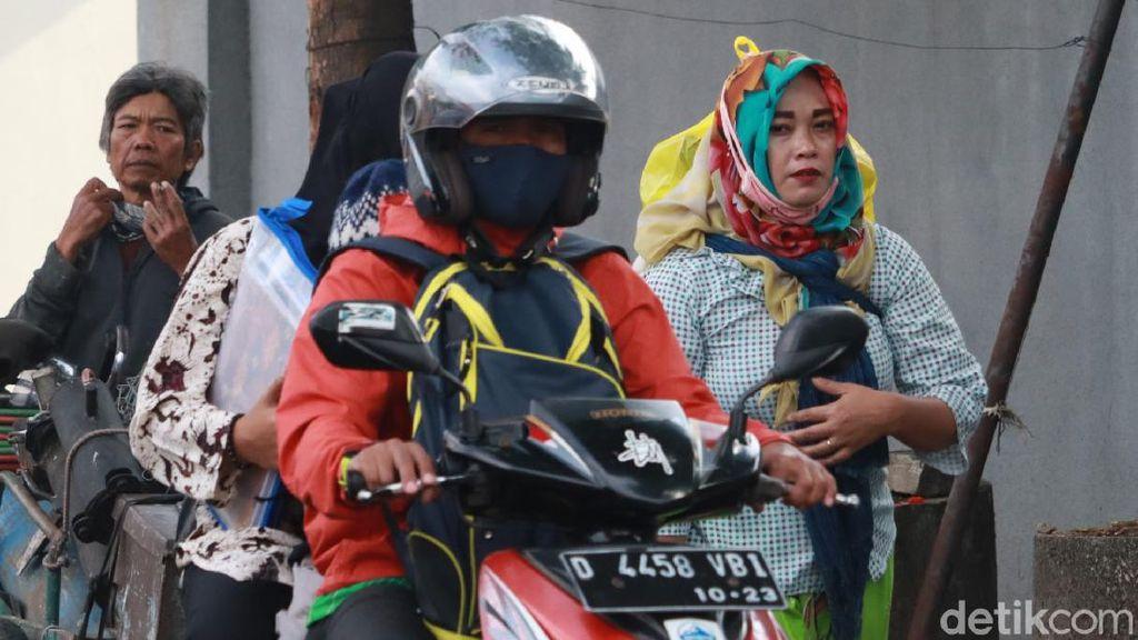 Bandung Zona Merah COVID-19, Masih Banyak Warga Abai Prokes