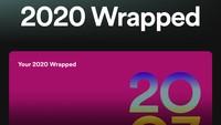 Cara Membuat Spotify Wrapped 2020 untuk Dibagi di Medsos