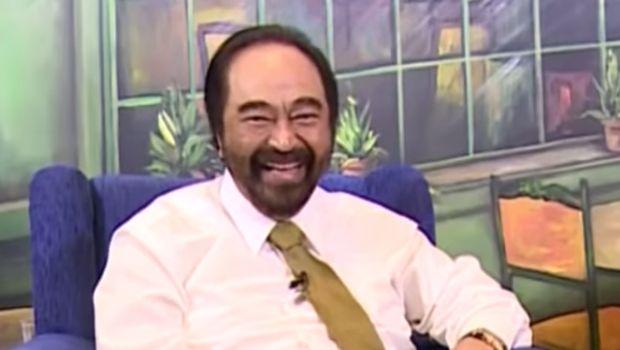 Ketua Umum Partai Nasdem Surya Paloh, Blak-blakan, 10 Juli 2019