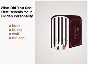 Tes Kepribadian: Gambar Buku atau Hutan yang Pertama Kali Kamu Lihat?