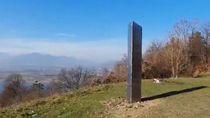 Tiang Logam Misterius Juga Ditemukan di Rumania