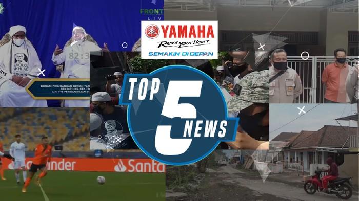 top 5 news 2 desember