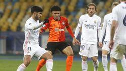 Shakhtar Vs Madrid Tanpa Gol di Babak I
