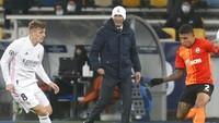 Zidane Menolak Menyerah