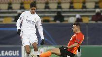 Shakhtar Vs Madrid: Lagi-lagi Salah Varane