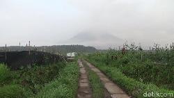 Gunung Semeru Diprediksi Akan Diguyur Hujan Hari Ini