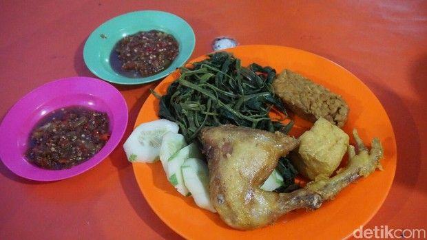 5 Tempat Jajan Pecel Ayam dan Lele Enak di Malam Hari, Dijamin Kenyang!