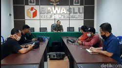 Diduga Ajak Warga Pilih Calon Petahana, Camat Tasik Dilaporkan ke Polisi