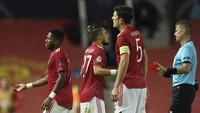 Malam Suram Manchester United di Old Trafford