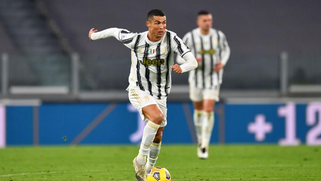 Saat Ini, Juventus Memang Ketergantungan Cristiano Ronaldo