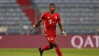 Ayah David Alaba Bantah Anaknya Sudah Gabung ke Real Madrid