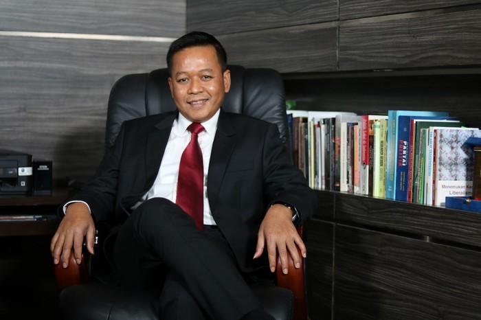 Dr Muryanto Amin (dok. situs resmi FISIP USU)