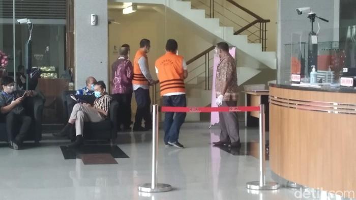 Edhy Prabowo kembali diperiksa KPK hari ini