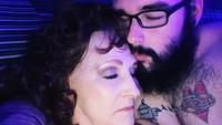 Pria 23 Tahun Nikahi Nenek 76 Tahun, Pasangan Ini Kini Bikin Konten Sensual