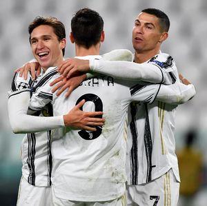 Senangnya Chiesa Bisa Buka Rekening Gol di Juventus