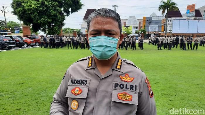 Kabid Humas Polda DIY Kombes Yuliyanto, Kamis (3/12/2020).