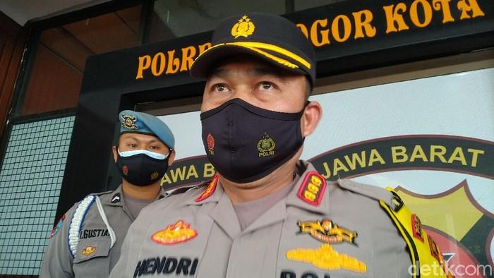 Kapolres Bogor Kota Kombes Hendri Fiuser