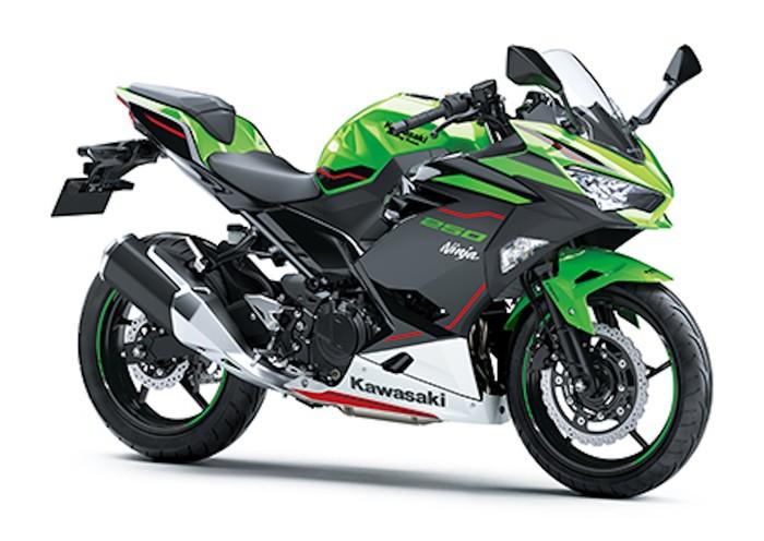 Kawasaki Ninja 250 Model 2021