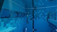 Foto: Ini Dia Kolam Renang Terdalam di Dunia