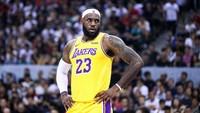 Balas Ibrahimovic, LeBron: Saya Takkan Diam Saja Lihat Hal yang Salah