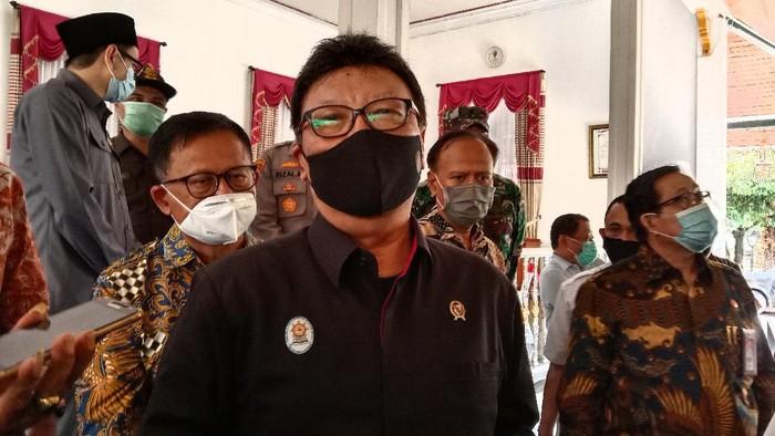 Menteri Pendayagunaan Aparatur Negara dan Reformasi Birokrasi, Tjahjo Kumolo