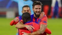 Chelsea Libas Sevilla, Olivier Giroud Bikin Rekor Baru Sekaligus Dua